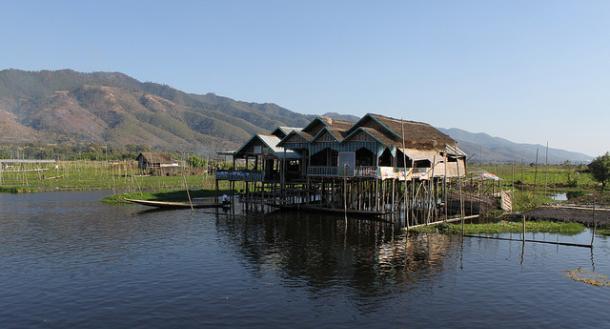 Inle jezero