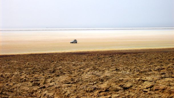 Pustinja Dallol