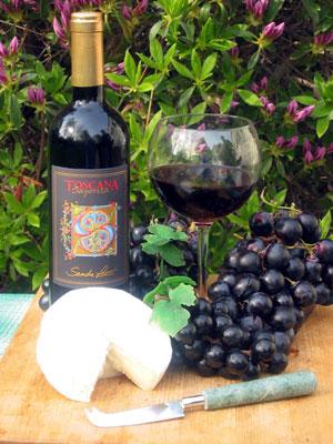 wine toscana