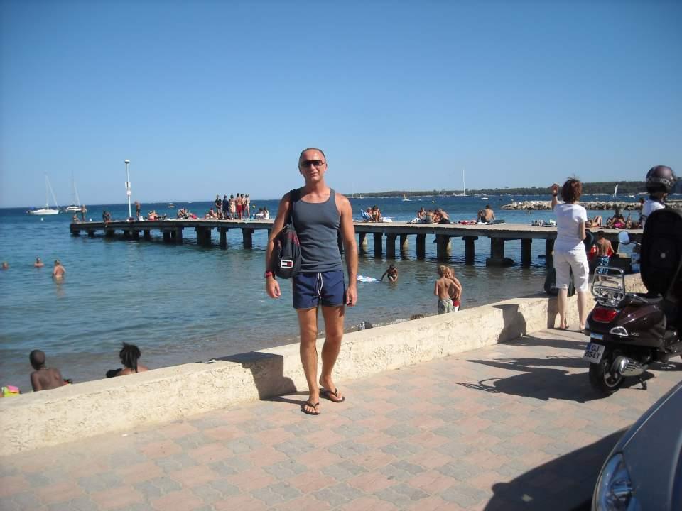Moja plaža Cannes
