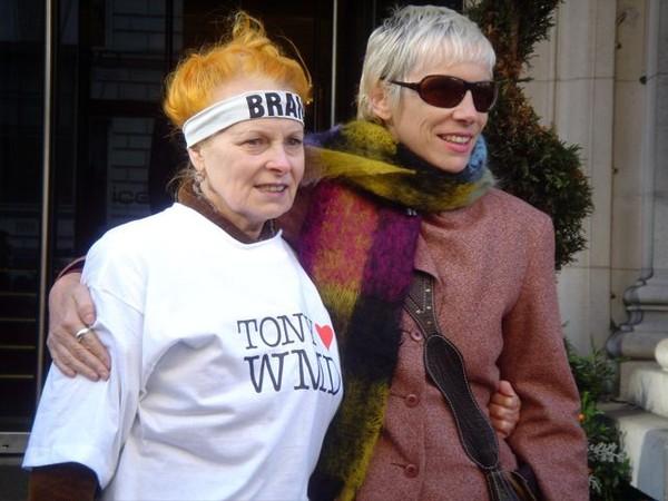 Vivienne Westwood Annie Lennox