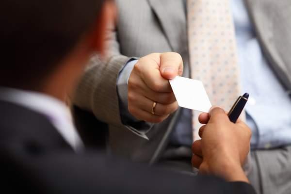 poslovna kartica