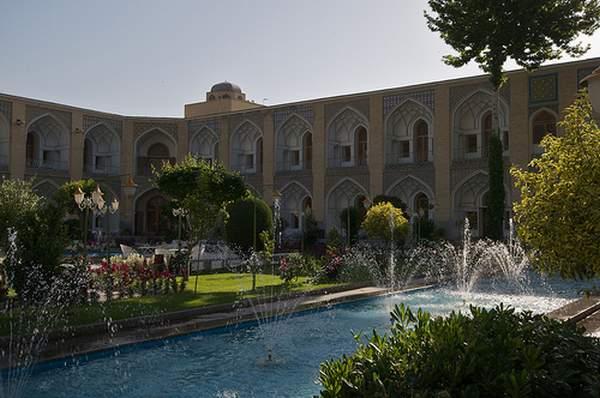 vrt hotela