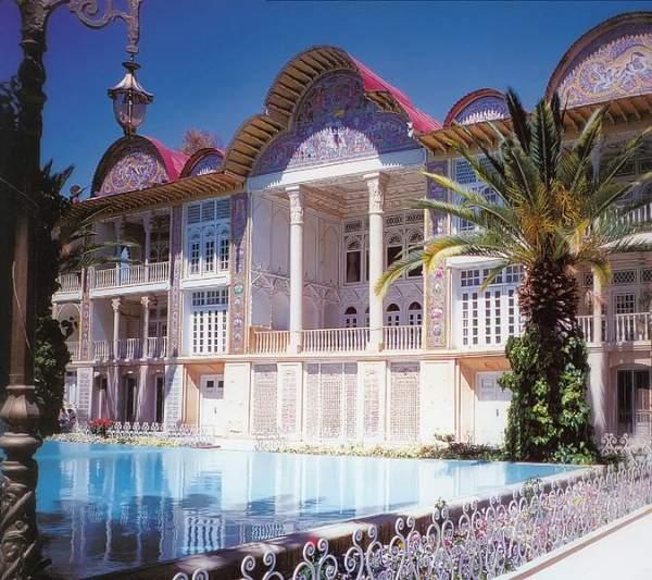 Eram vrtovi_Shiraz