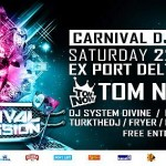 Carnival DJ Session_vizual