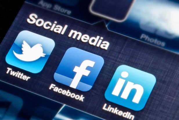 facebook,twitter,linkedin