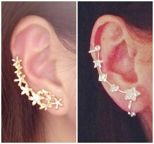Trendcy ear cuffs