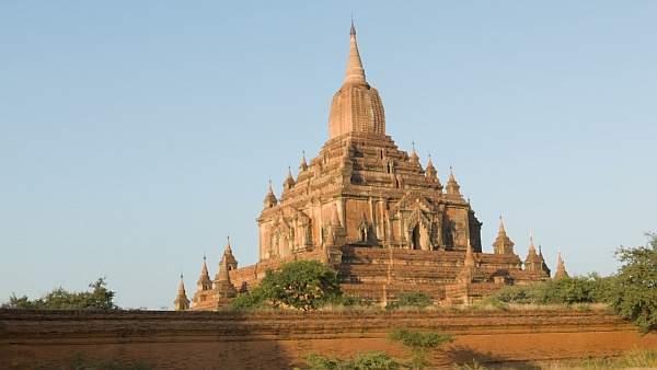 stock-footage-high-definition-video-htilominlo-nadoungmya-or-zeya-theinkha-uzana-burma-bagan