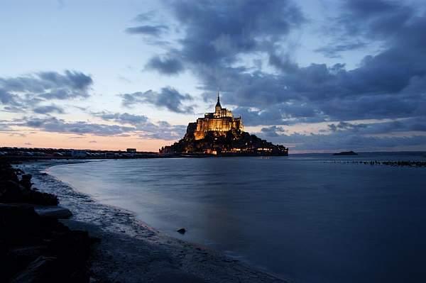 Mont Saint Michel_