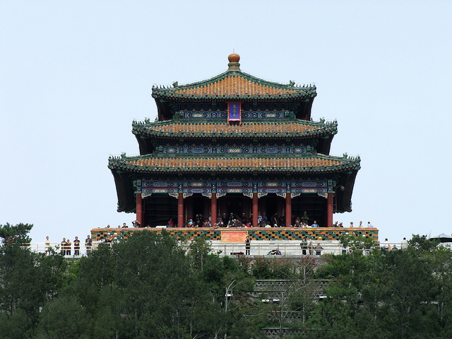 Zabranjeni grad, Peking