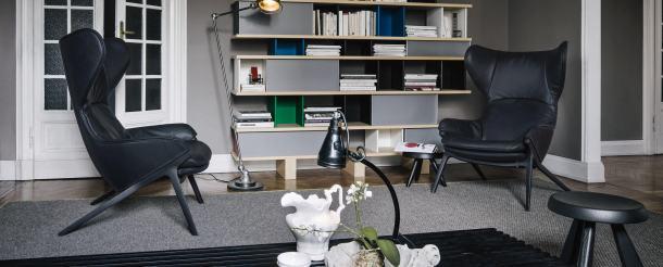 cassina-armchair-395-396-1