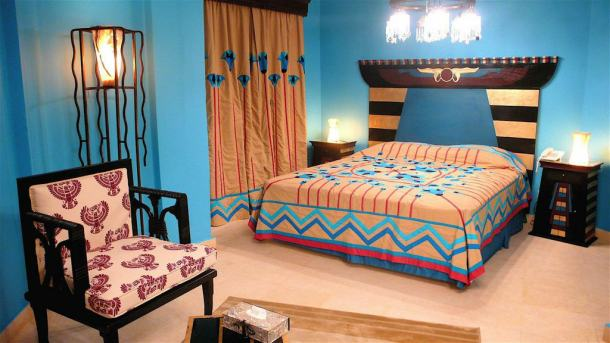 le-riad-pharaonic-suite-bedroom