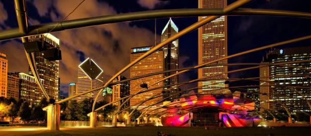 Paviljon Jay Pritzker, Chicago