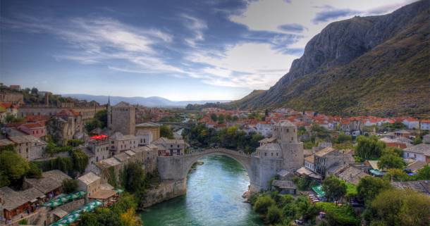 most-mostar