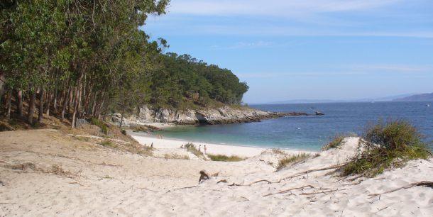 Islas de Cies, Španjolska