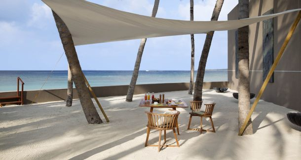Cheval Blanc Randheli, Maldivi