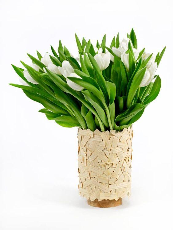 Kako složiti cvijeće u vazi – Wish