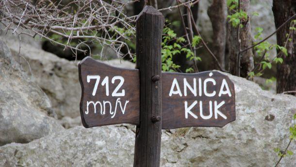 Paklenica Anića-kuk