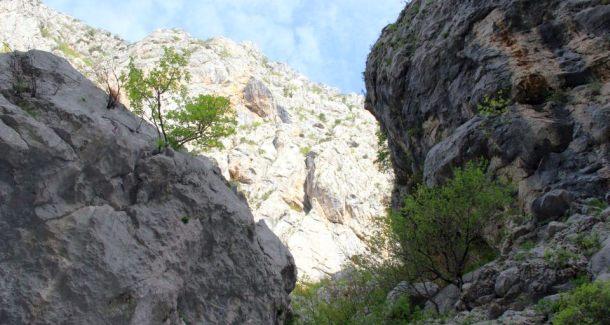 Paklenica planine