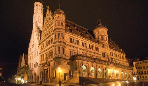 Rothenburg ob der Tauben
