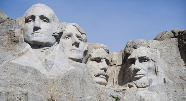 Planina Rushmore