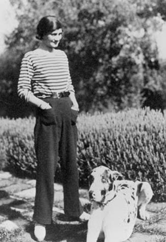Breton Stripe - Coco Chanel