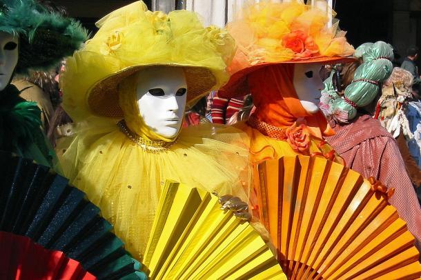 Venecija karneval