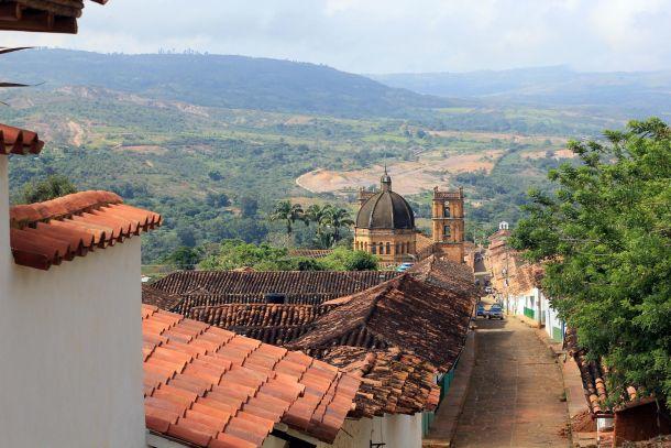 barichara-kolumbija