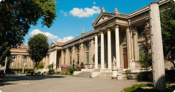 istanbul-arheoloski-muzej