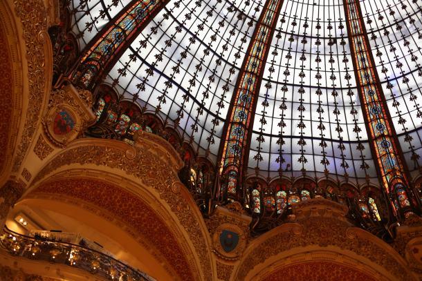 Galeries Lafayette, Pariz