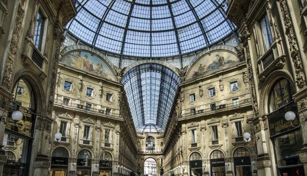 Galeria Vittorio Emmanuele, Milano