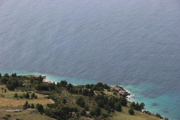 Vidova gora otok Brač