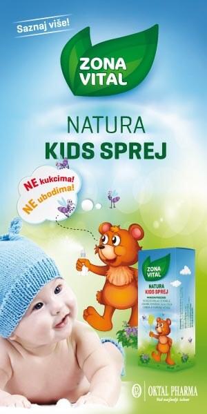 Natura kids sprej
