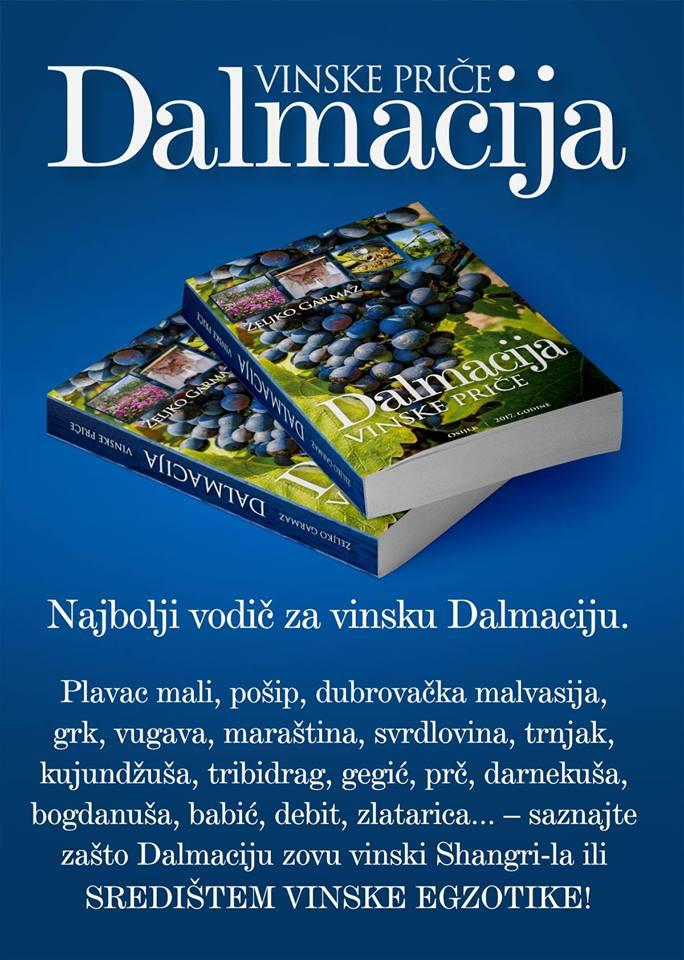 Vinske priče-Dalmacija