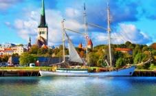 Tallinn dragulj sjeverne Europe