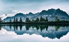Potražite osvježenje u kristalnim austrijskim Alpama