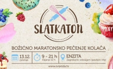 Slatkaton – maraton pečenja kolača za slastičare amatere