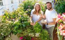 Pronađite inspiraciju na balkonima i vrtovima Beča