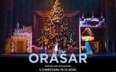 Orašar najljepša blagdanska bajka na filmskom platnu