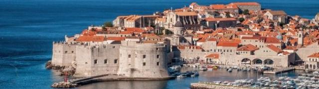 Dubrovnik najposjećeniji turistički grad Hrvatske