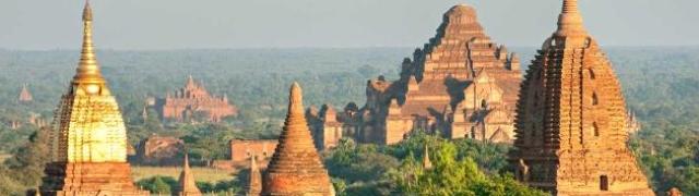 Mianmar zemlja budizma