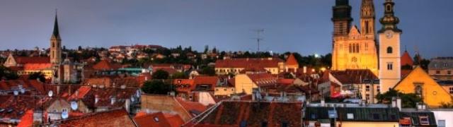Zagreb grad u koji hrle turisti