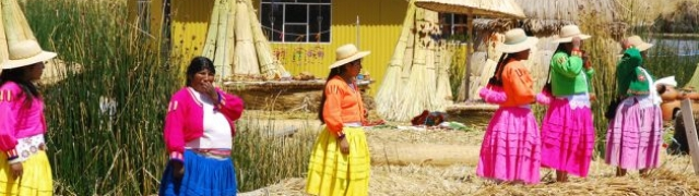 Bolivija koloritna zemlja s bizarnim predmetima natržnicama