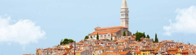 Rovinj turističko srce Istre