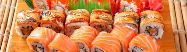 Napravite sami japanski suši