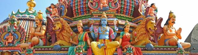 Indijski hindu hramovi