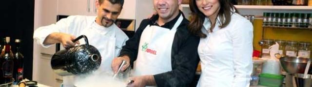 Isprobajte dva recepta molekularne gastronomije Marina Rendića