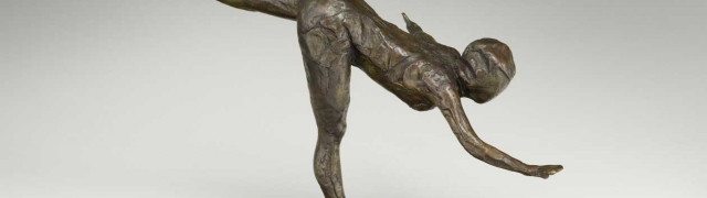 Degasove skulpture