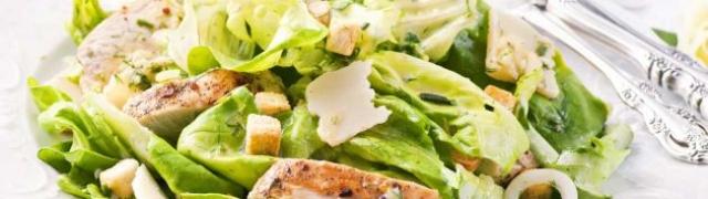 Cezarova salata kulinarska ljetna rapsodija