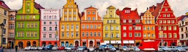 Wroclaw bajkoviti poljski grad